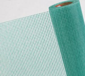 China 130g 5*5mm Waterproof and Resistant LENO Woven Fiberglass Mesh Roll wholesale