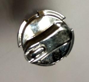 Buy cheap Alumínio de anodização personalizado do CNC da precisão da prata/interruptor from wholesalers