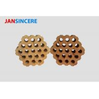 China High Temperature Refractory Fire Bricks Good Erosion And Heat Resistance wholesale