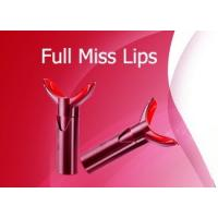 China Luscious Lip Plumper Gloss / Lip Enhancer , Fuller Bigger Pouty Smooth Lips on sale