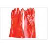 China PVC Red Glove wholesale