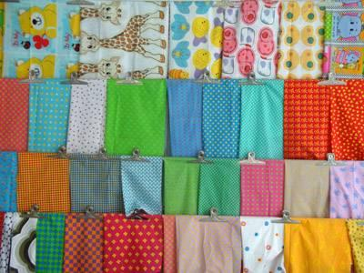 Quality plain weave 58' T/C (polyester cotton) fabric 45*45 110*76 for sale