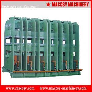 China Conveyor belt rubber vulcanizing machine RM600V on sale