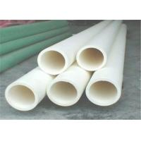 Fire Resistance Polypropylene Plumbing Pipe , Ppr Plastic Pipe Energy Saving