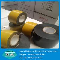 Buy cheap Rubber bitumen wrapping tape T600 XUNDA tape from wholesalers