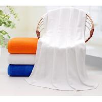 China Plain Terry Hotel Bath Towel, White Plain Terry Towel 70*150cm, 500gsm for Wholesale with competitive price wholesale