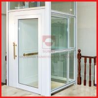 Buy cheap Glass Home Lift/Small Passenger Lift for 3-5 Persons from sunny from wholesalers
