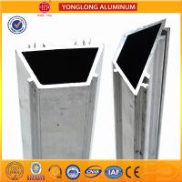 China T5 , T6 Temper Heatsink Extrusion Profiles / Aluminum Window Frame Profile wholesale