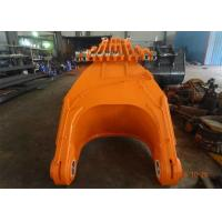China Heavy Duty Excavator Long Reach Arm for EX1200-5 With 28 Meters And 6 Ton Counter Weight wholesale