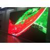 China La location d'intérieur d'intense luminosité de Super Slim a mené l'affichage 480mm x 480mm 1/16 balayage wholesale