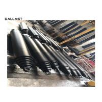 Buy cheap Parker and Hyva Multistage Hydraulic Telescopic Cylinder for Dump Truck from wholesalers