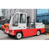 China Diesel Power Type 10 Ton Port Forklifts With Fuel Tank Capacity 260L 3600mm Lift Height wholesale