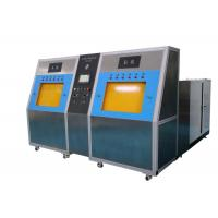 China Two Chamber Vacuum Helium Leak Testing Equipment for Automotive Air Conditioning Components wholesale