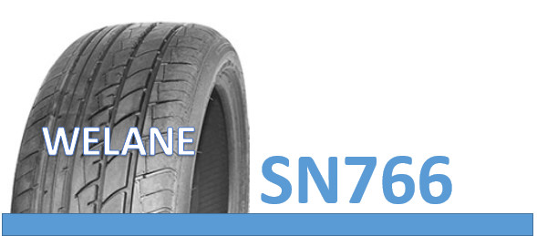Quality Wide Rib Passenger Car Radial Tyres SN766 Model Large Size Asymmetric Tread for sale