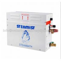 China Commercial Portable Steam Room Equipment Sauna Steam Generator With Controller wholesale