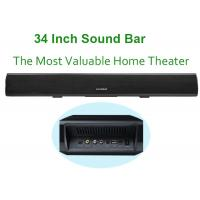 China Powerful 34 Inch 2.0 Channel Bluetooth TV Soundbar with Surround Sound wholesale