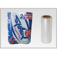 China 50 Mic PLA Plastic Film Rolls Thinnest Thickness For Machinery Use on sale