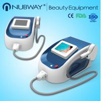China Newest medical CE approval mini 808 nm diode laser hair removal machine wholesale