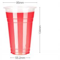China 380 V / 220 V Plastic Cup Forming Machine Apply To Make Clear Bubble Tea Cups on sale