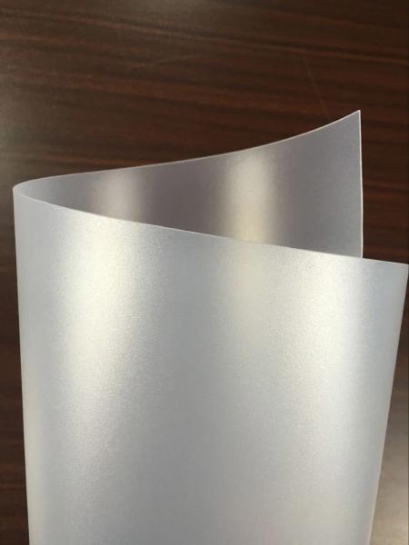 Quality Transparent Clear APET Plastic Sheet Conductive Anti Corrosion Eco - Friendly for sale