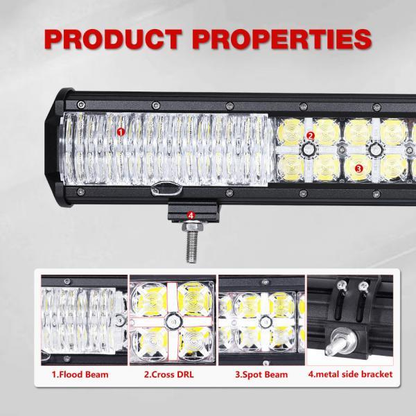 Quality 7Д пересекают Адвокатуру автомобиля ДРЛ приведенную крышей светлую, пятно 110в/приведенную потоком светлую Адвокатуру for sale