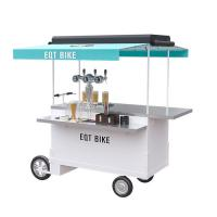 China Customized Electric Beer Scooter Cart With Strong Load Bearing Capacity wholesale