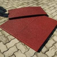 China Recycled Rubber Safety Tile on sale
