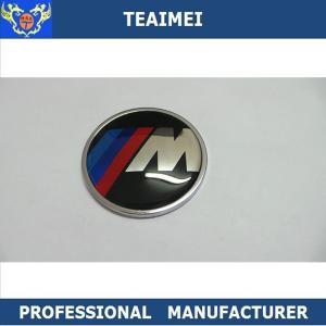 China 78mm CE Black Decoration Auto Body Sticker High temperature ABS wholesale