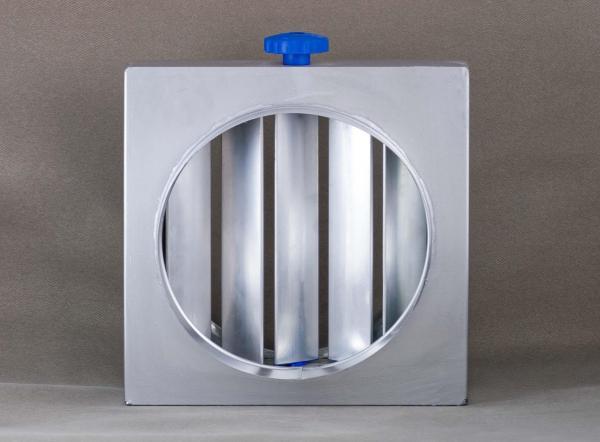 Motorized Volume Control Damper Images