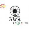 China 36V / 48V 500W Brushless Gearless Hub Motor Kit For Electric Bikes wholesale