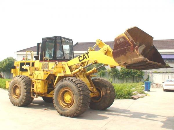 Quality Various series of used hydraulic wheel loader 950E, low price in Shanghai for sale