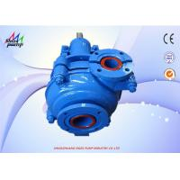 China Chrome Alloy Impeller High Head Slurry Pump With Electric / Diesel  Motor wholesale