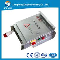China ZLP630/800 suspended platform electrical control box from xinghe industry co.,ltd wholesale