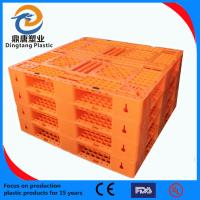 China Compressed black plastic pallet manufacturers wholesale