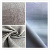 Buy cheap 2/2 Twill Outdoor Water Resistant Fabric 150D * 75D Special Mechanical Stretch from wholesalers