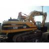 China Used CAT 320C excavator / Caterpillar 320 325 330 325B 330B crawler excavator wholesale