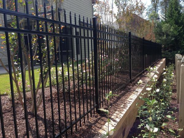 Sliding Fence Gate Images