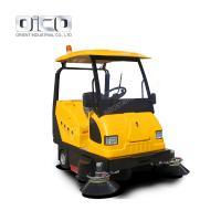 China electric sweeping machine street floor sweeping machine runway road sweepers street sweepers on sale