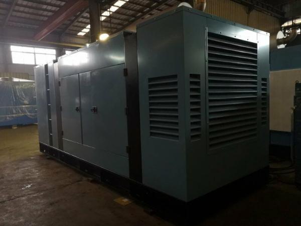 Quality Automatic Heavy Duty Diesel Generator , 500KVA Super Quiet Diesel Generators Set for sale