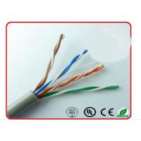 China 1000ft Utp Cat6  Ethernet Network Cable Small Transmission Loss For Communication on sale