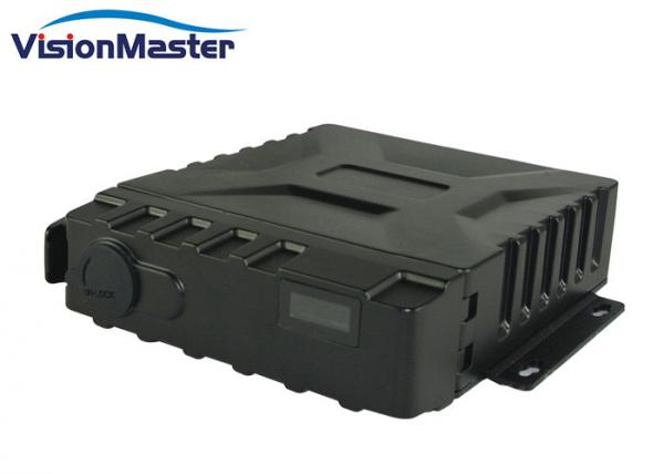 Quality IP67 Waterproof Full Hd Bus Video Car Nvr Recorder 4 Channel Ssd 3g Gps Wifi 1280x720 for sale