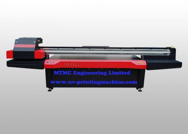 Quality Multi purpose wide format flatbed printer With Ricoh Gen5 Industrial Print Head for sale