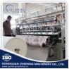China máquina automática de la máquina que acolcha 3.5kw, de la costura y el acolchar movimiento de 12 pulgadas wholesale