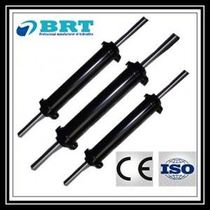 China two-way double acting brake master cylinder hydraulic jack/hydraulic streeing cylinder wholesale