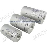China Pneumatic Hydraulic Electrical Slip Ring Connector Union Rotary Joint , High Speed 3000RPM wholesale
