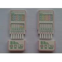 Buy cheap rapid DOA panel dip test cassette from wholesalers