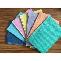 China Disposable multi-colored  dental pad for hospital,dental clinic,beauty.125pcs/bag wholesale