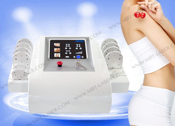 Professional non invasive lipo laser body sculpting machine for lose weight