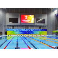 China Indoor SMD P5 Stadium Display Programmable Electronic Billboard Full Color LED Video Walls With Magnetic Module on sale