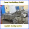 China mushroom cleaning machine , vegetable washing machine wholesale